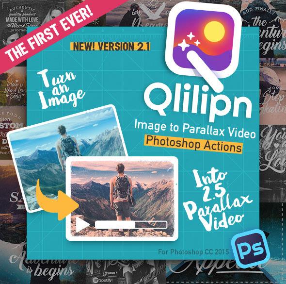 Qlilipn – Turn Image to 2.5D Parallax Video