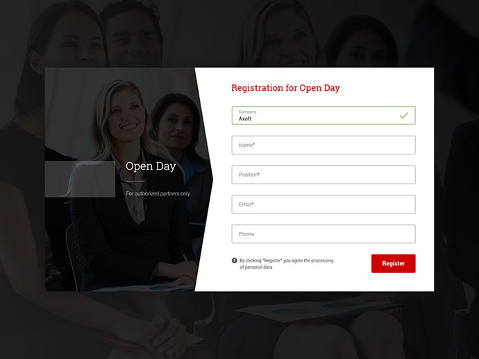 Registration for Open Day - Copy