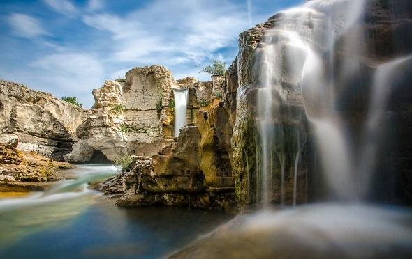 Sautadet-Falls