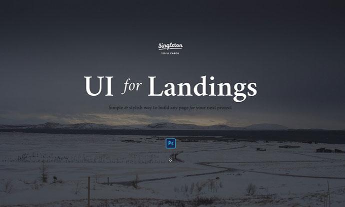 Singleton UI Pack