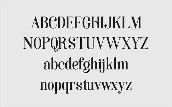 Soria-Typography-Font