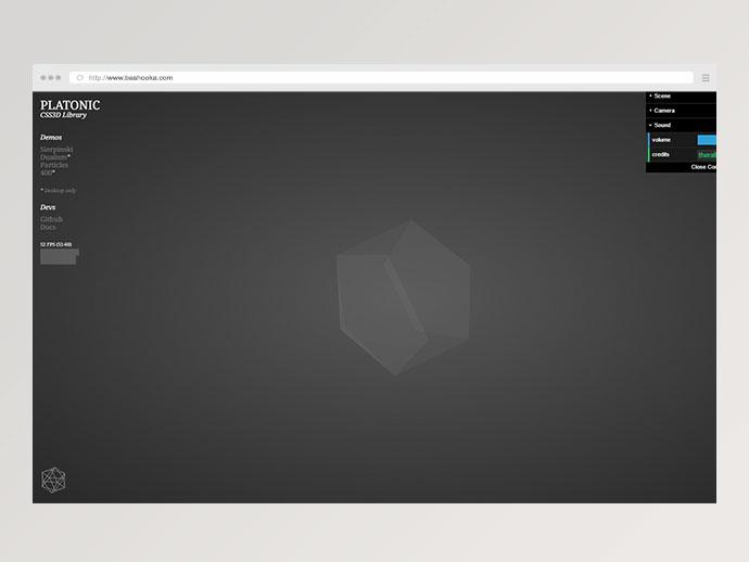 Stylus Platonic CSS Tools For Designers