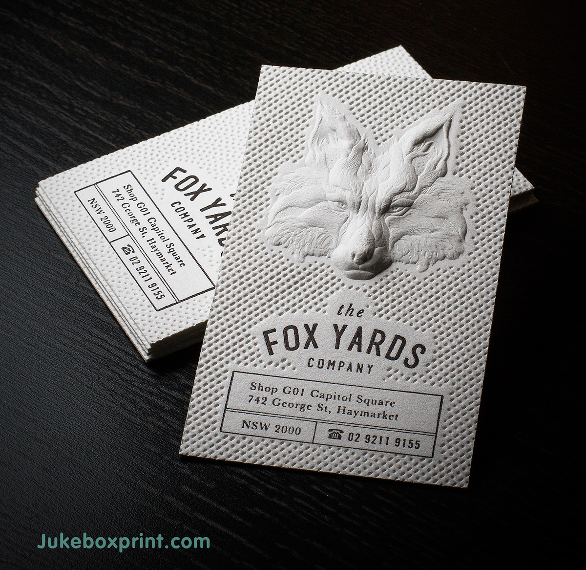 The Fox Yards Company