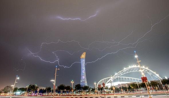 Thundering