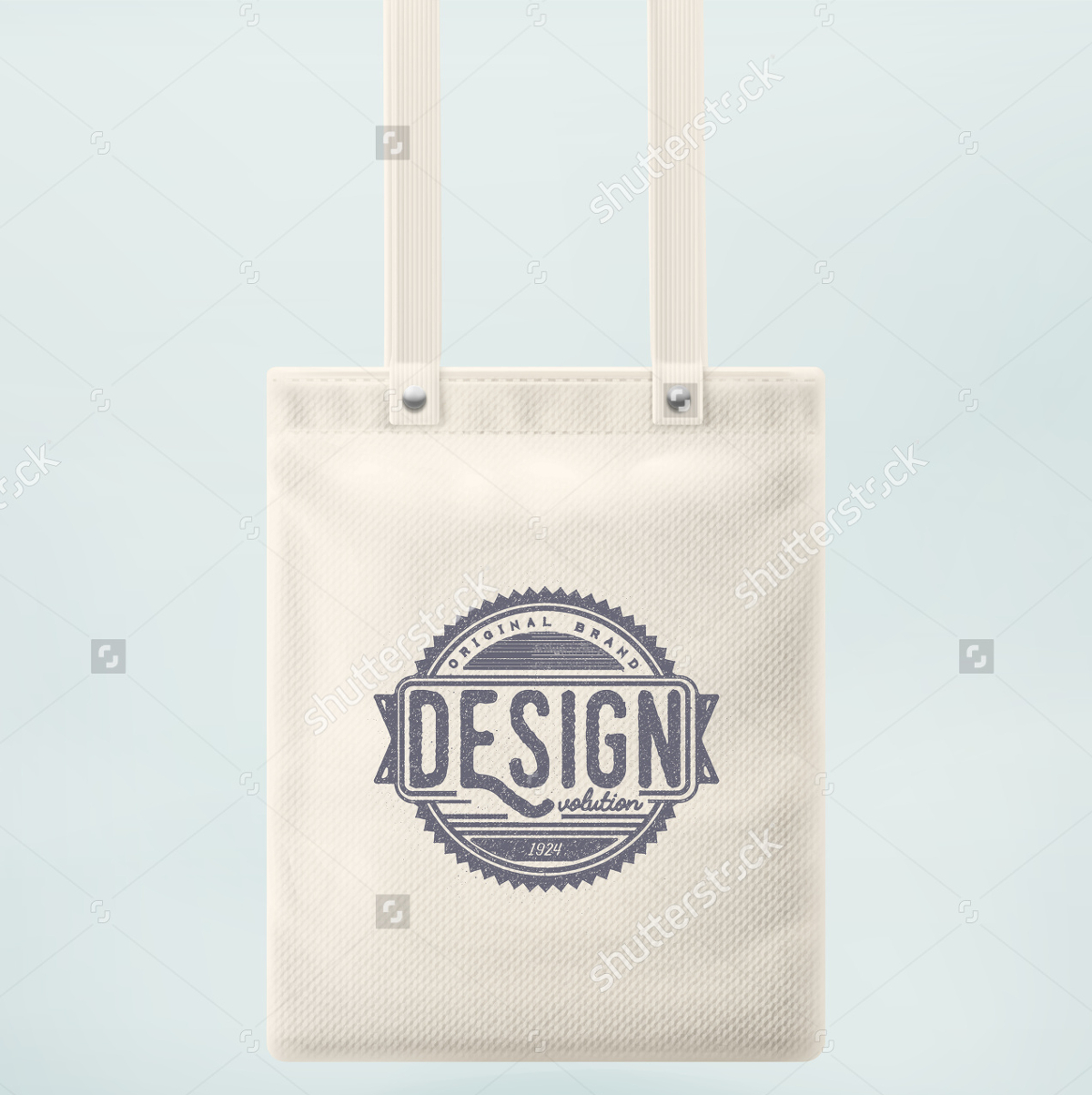 Tote Bag Designed for Shopping