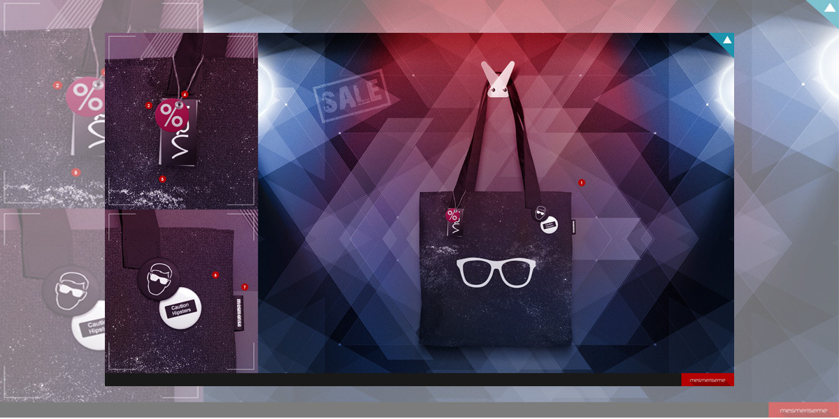 Shopping Bag Mockups And Designs