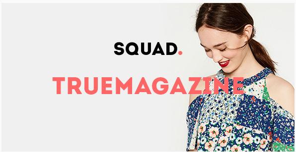True Magazine - NewsEditorial PSD