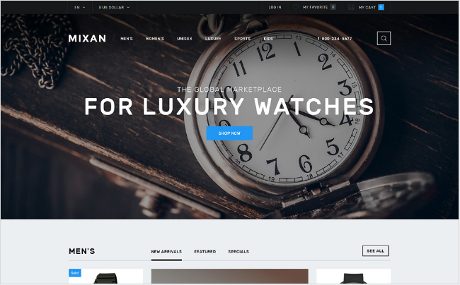Best Fashion And Beauty OpenCart Templates