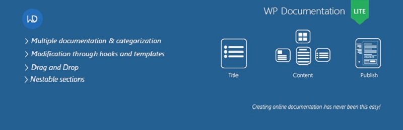 WP Documentation Lite