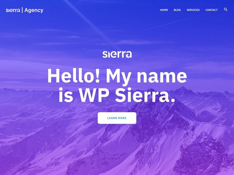WP Sierra