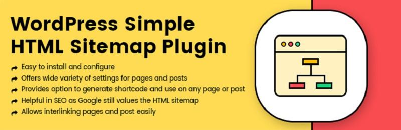 WordPress Simple HTML Sitemap