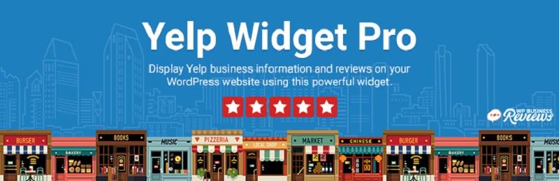 Yelp Widget Pro