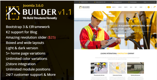 builder new
