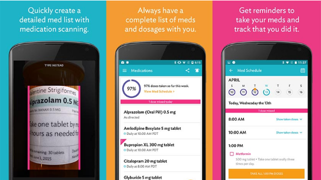 10+ Best Android Medical Apps 2016