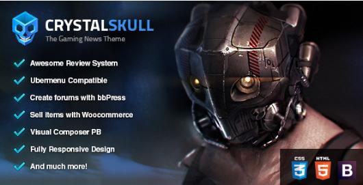 crytsal skull