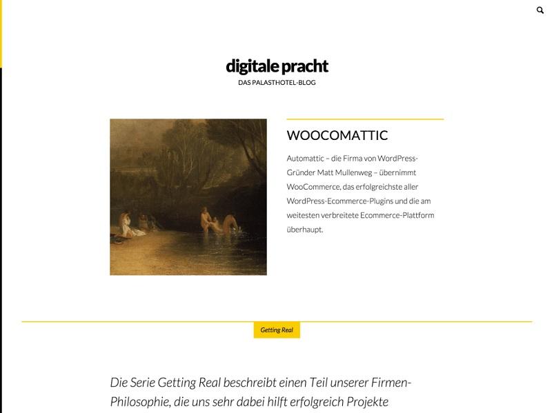 digitale Pracht