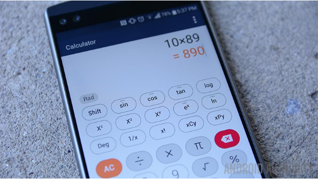 10+ Best Android Calculator Apps 2016