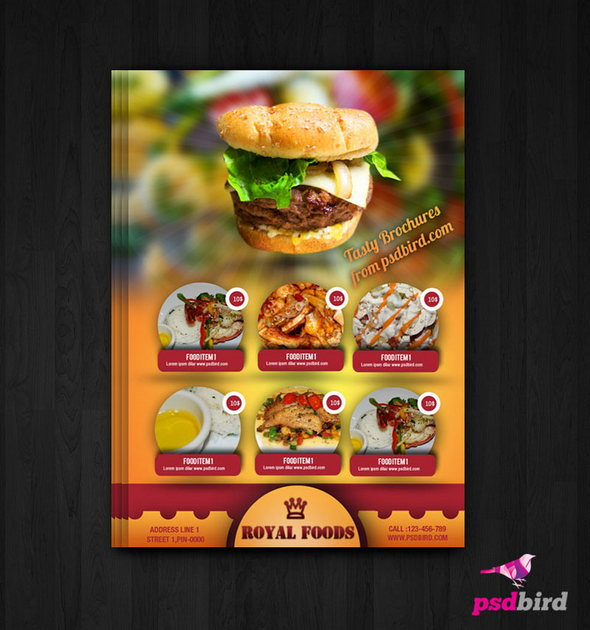 free-hotel-menu-card-flyer-psd