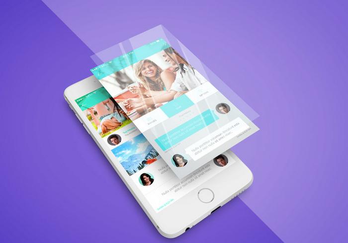 iPhone-App-Screen-PSD-Mockup