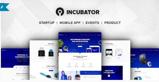 incubator Best WordPress Technology Themes