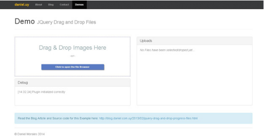 jQuery Ajax File Uploader