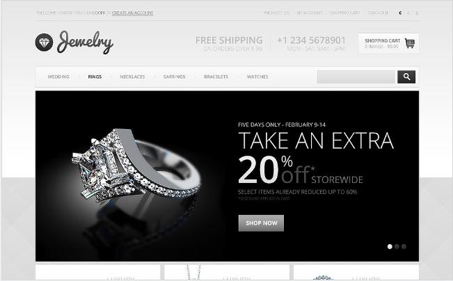 jewelry store new