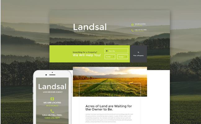 land broker