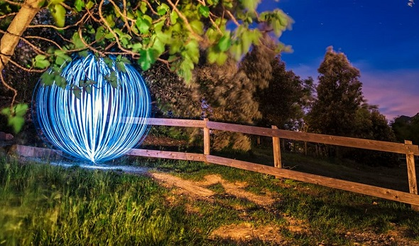 light-balls