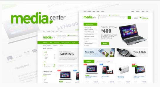 mediaq center p