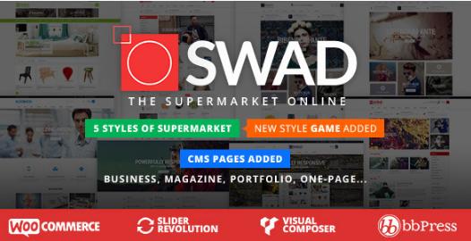 WooCommerce WordPress Themes