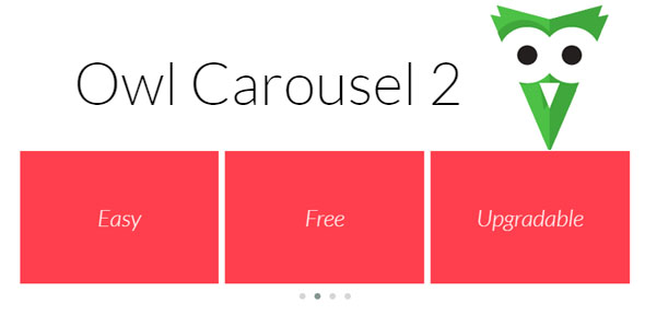 25+ Fresh And Best jQuery Carousel Plugins 2016