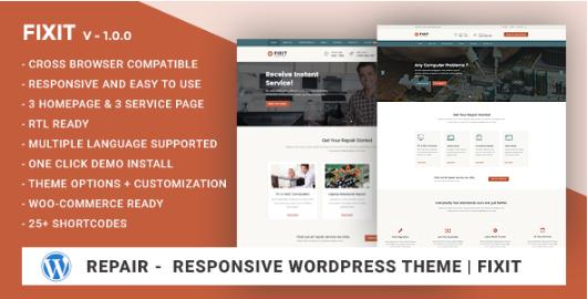 phone Best WordPress Technology Themes