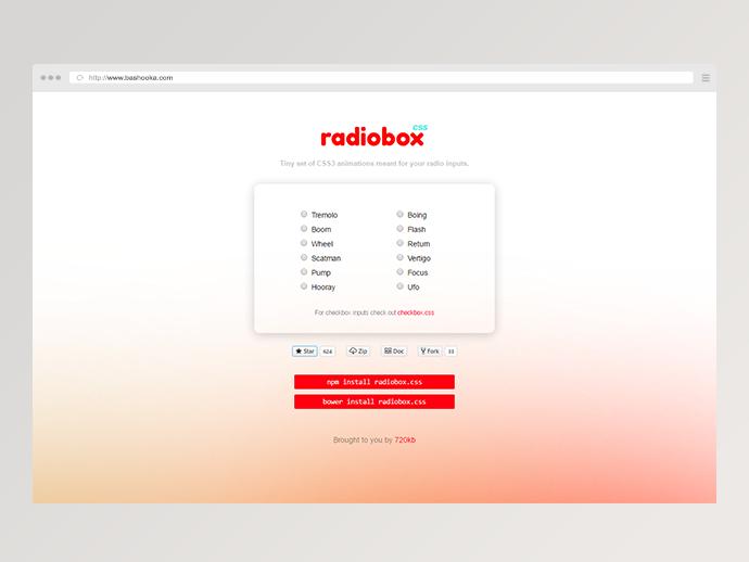 radiobox