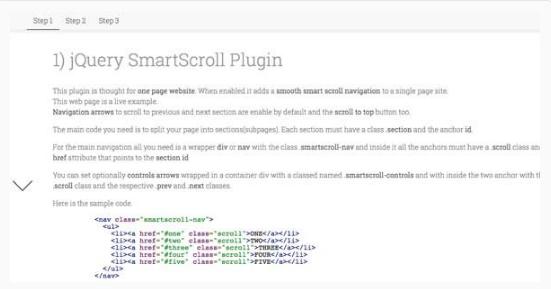 smartscroll