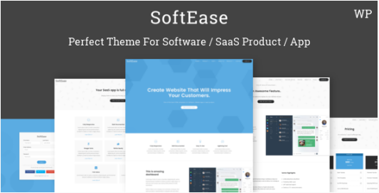 softease Best WordPress Technology Themes