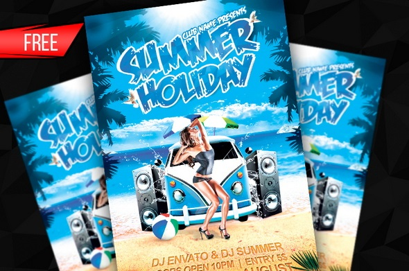 summer_holiday_flyer