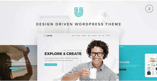 Modern And Creative WordPress Designer Themes