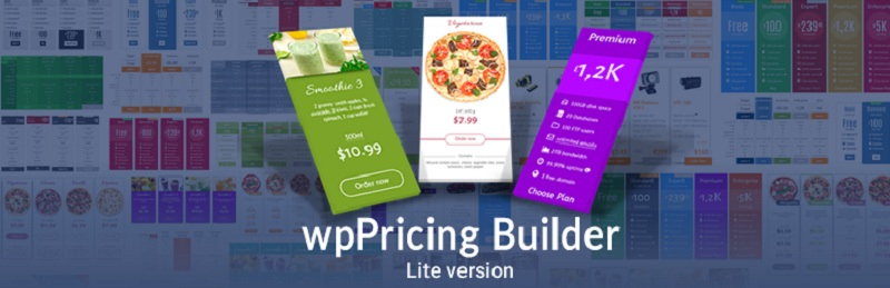 wpPricing Builder