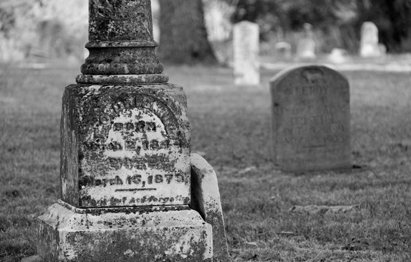 1800s-Cemetery