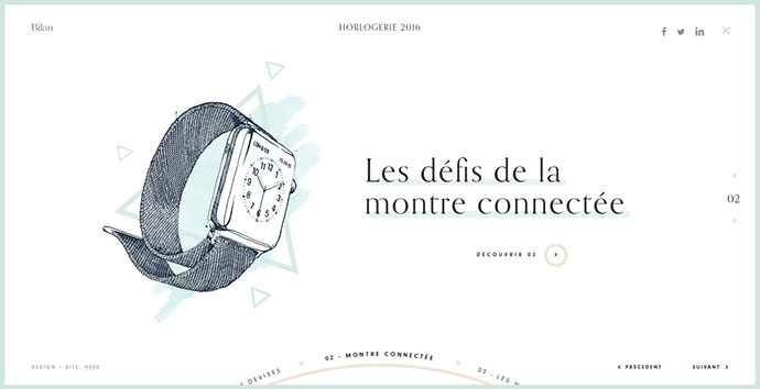 2016 Trends in the watch industry