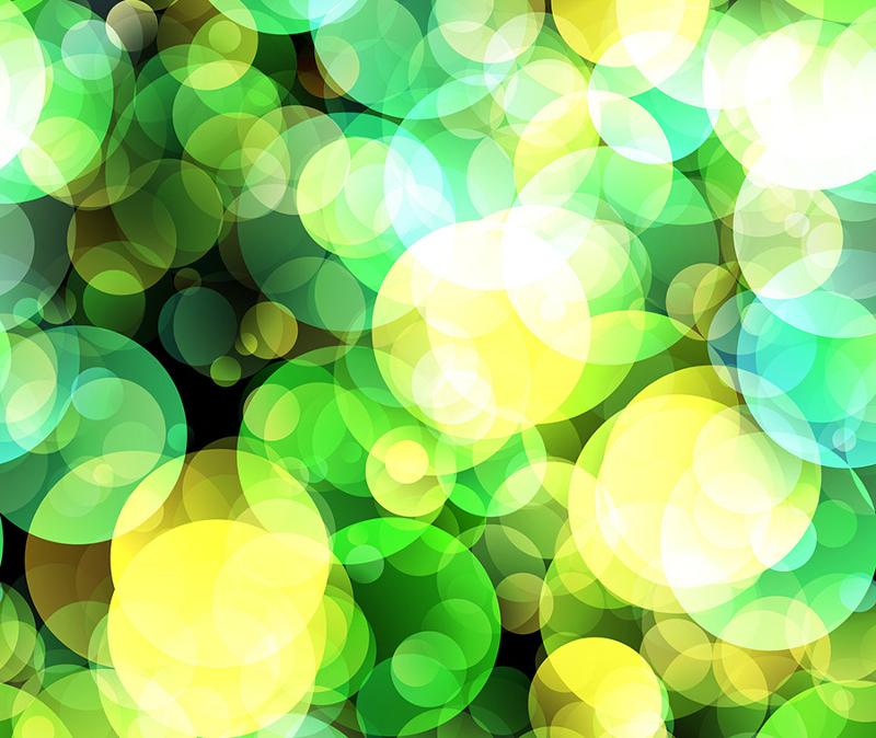 7-Fantasy-Green-Bokeh-Textures