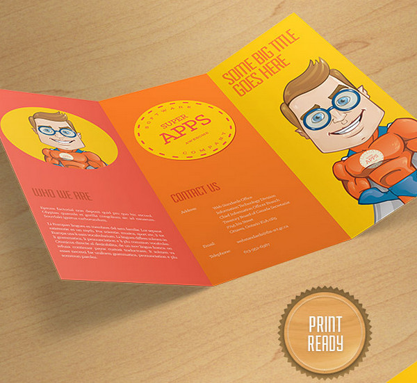 Application Brochure