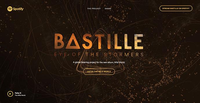 Bastille Eye of the Stormers