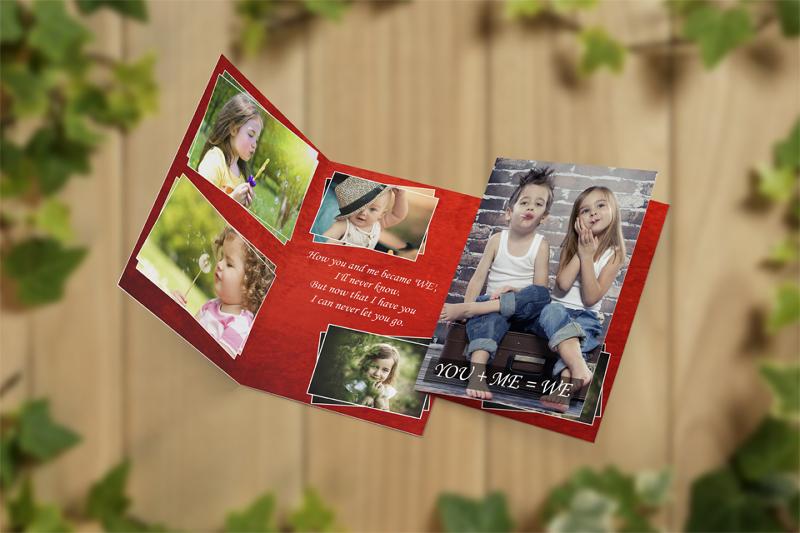 Beautiful-Kids-Greeting-Card-Design
