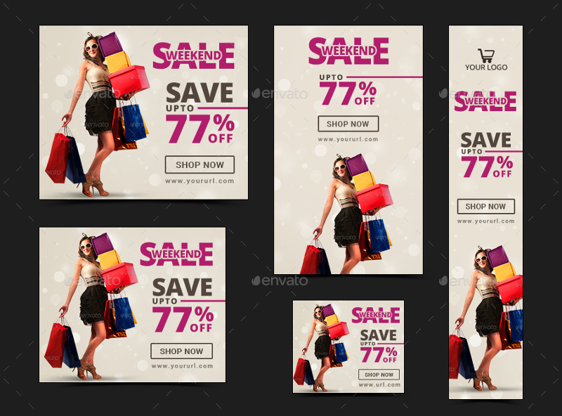 Beautiful-LadyProduct-Sale-Banner