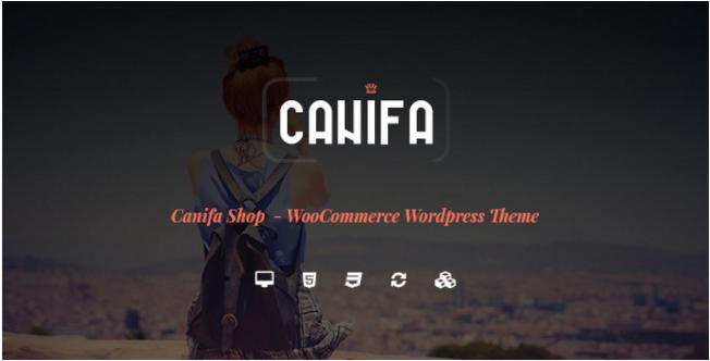 Canifa – The Fashion WooCommerce WordPress Theme