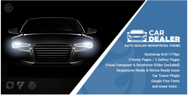 Best WordPress Car Themes