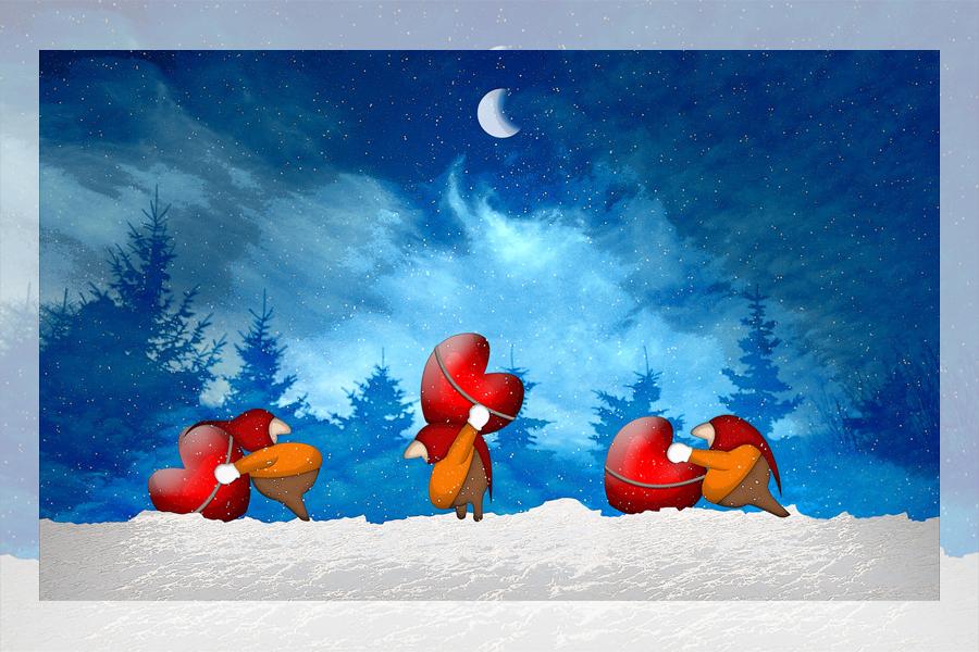 Cartoon-Christmas-Wallpaper