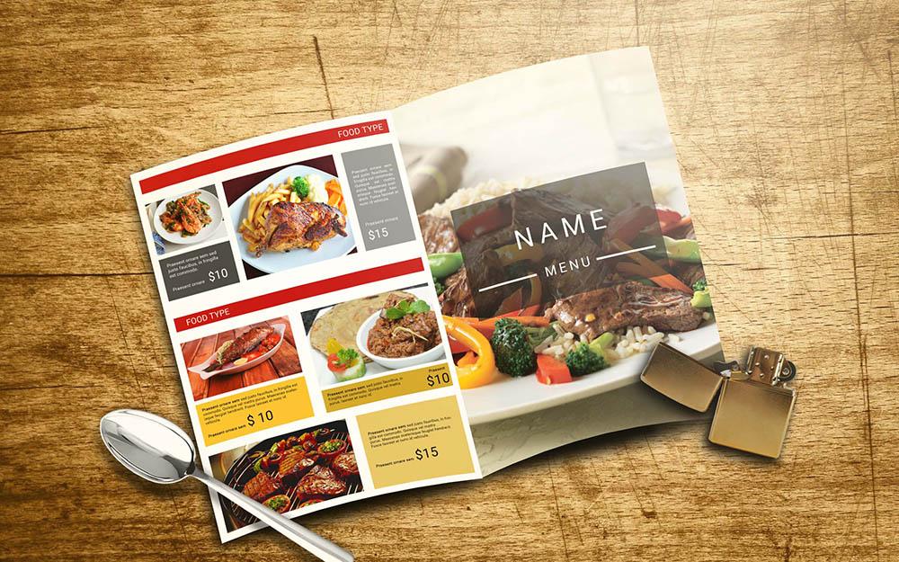 Catalog-Restaurant-Menu