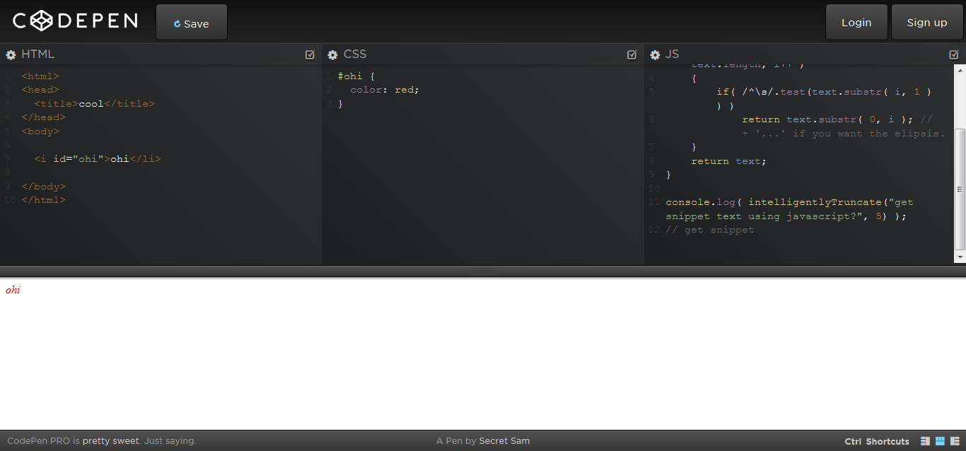 CodePen-Pen